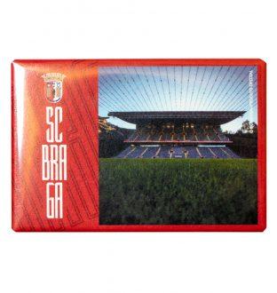SC Braga Stadium Magnet
