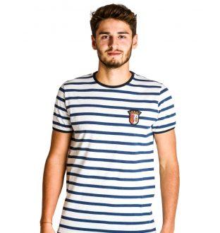 T-shirt Riscas Frente
