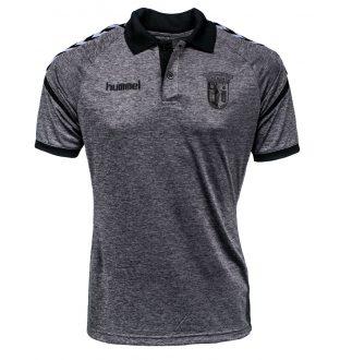 Dark Grey Polo Shirt