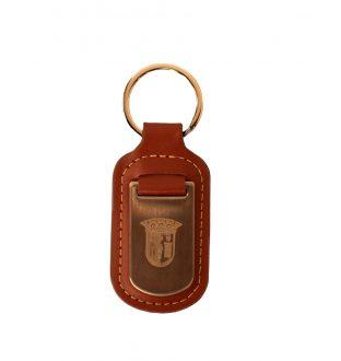 Porta-chaves Pele