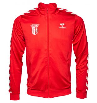 Hummel Red Jacket