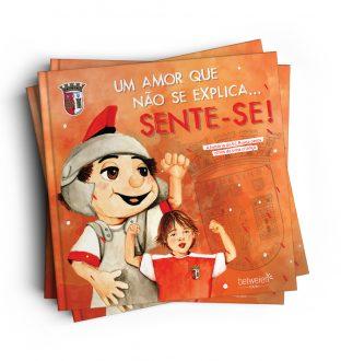 SC Braga Children's Book
