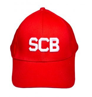 SCB Red Cap