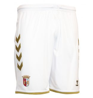 Home White Shorts 20/21