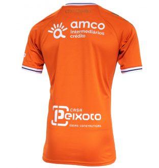 Orange Goalkeeper Shirt 20/21 1