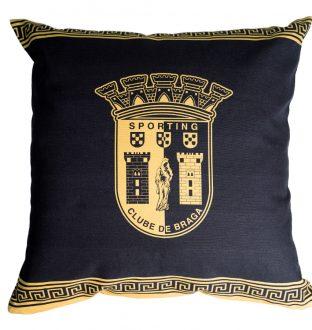 Black Centenary Pillow