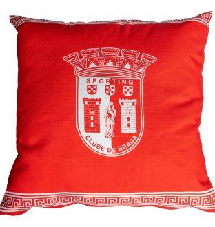 Red Centenary Pillow