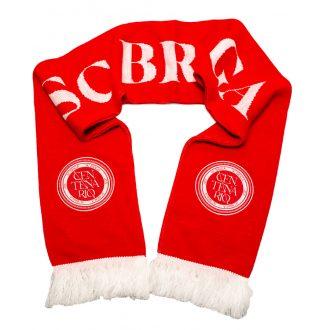 Cachecol Centenário SC Braga