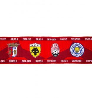 Europe League Scarf 20/21