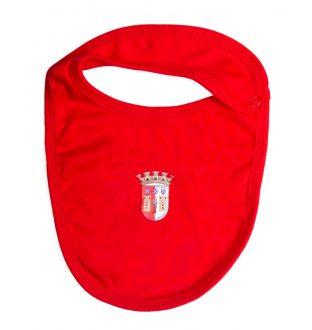Symbol Red Bib