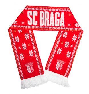SC Braga Christmas Scarf 20/21