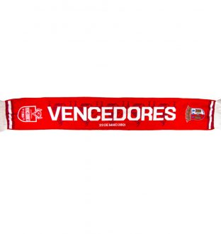 Portugal Cup Champions Scarf 20/21